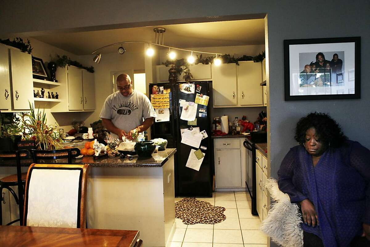 David and Pamela Hall fell behind when their adjustable-rate mortgage payments soared, have sought a loan modification seven or eight times.
