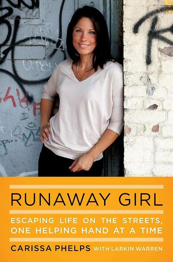 Runaway Girl, by Carissa Phelps Photo: Viking, Girl08