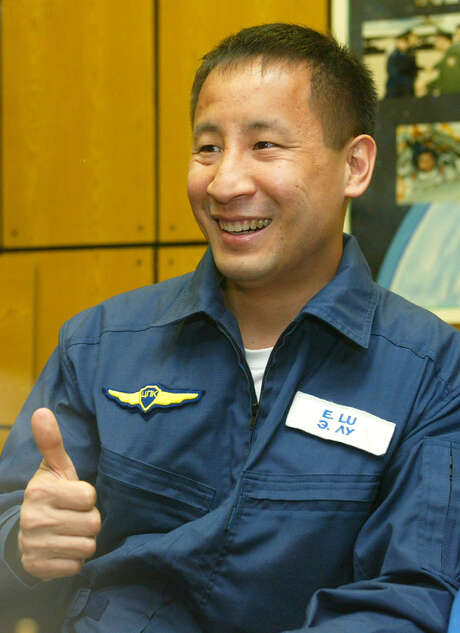 "Former NASA astronaut Ed Lu seeks ""a few hundred million"" dollars to build a space telescope. Photo: MIKHAIL METZEL / AP"