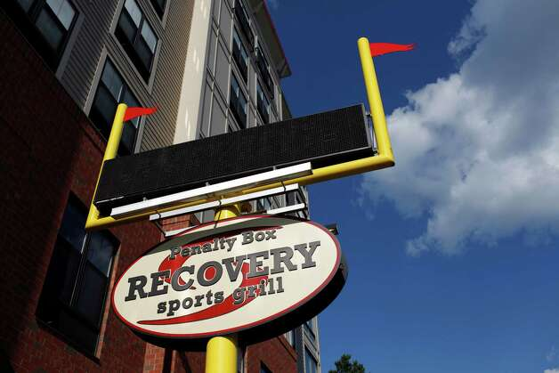The Recovery Sports Grill location in Troy, N.Y., at the Hilton Garden Inn, Monday, July 2, 2012.  BBL, the Albany-based construction and development conglomerate, is building on its Recovery Sports Grill chain including locations outside the Capital Region Photo: Dan Little / Copyright: All Rights Reserved Brett Carlsen
