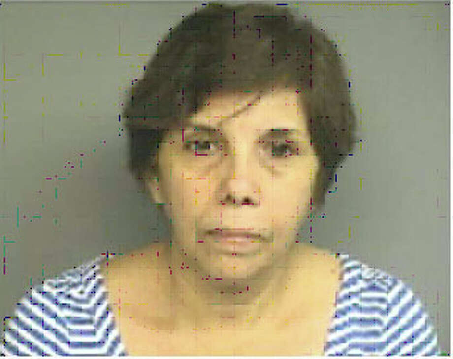 Trravel agent Ruth Montoya, 58, of 47 Lawton St., New Rochelle, N.Y. was extradited to Stamford, Conn. Monday, July 3, 2012 and charged with first-degree larceny for stranding 13 customers, including some Stamford residents, bound for Central and South America at airports because she did not buy the tickets they paid for, police said. Photo: Contributed