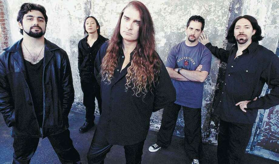 New York progressive-rock band Dream Theater Photo: Roadrunner Records