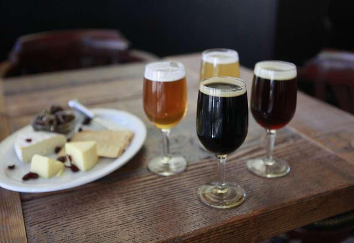 ØL Beercafe & Bottle Shop, Walnut Creek (Beer): ØL is the Danish word for beer. (Jill Schneider / SFC)