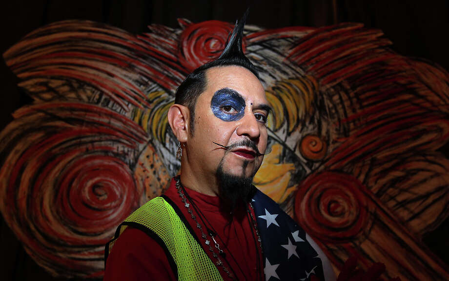 "Artist David Zamora Casas curates ""Glow: The Nuclear Show"" at Bihl Haus Arts. Several artists, including Casas, offer their perspective on all things nuclear.