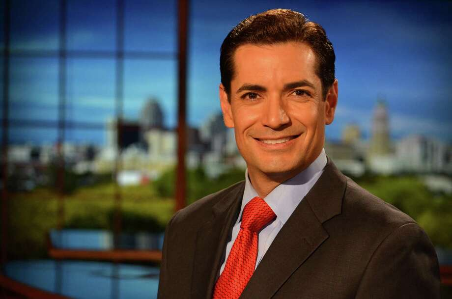 Mat Garcia is KENS' new morning anchorman. Photo: KENS
