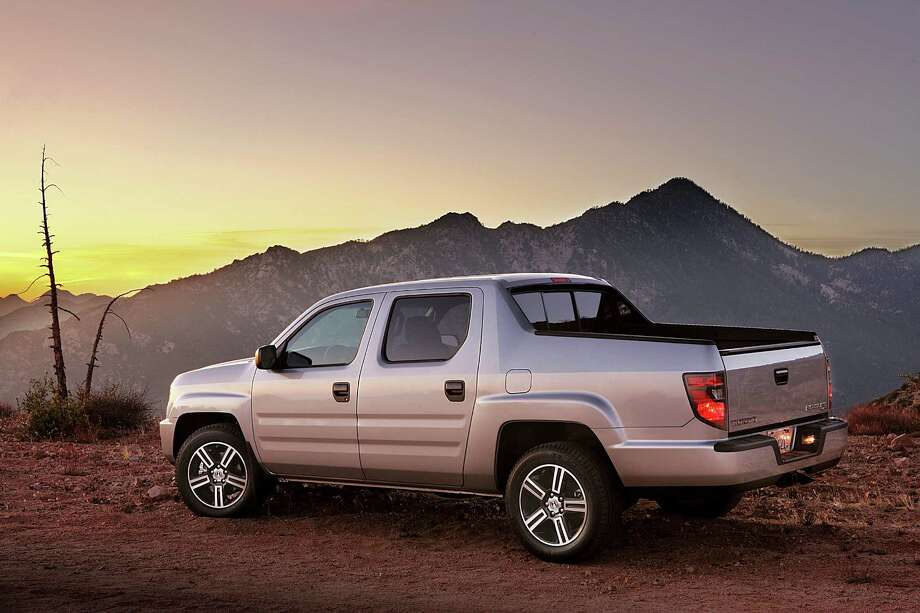 7. 2014 Honda Ridgeline17 MPG combinedMSRP: $29,570Source: Edmunds.com Photo: Honda, Courtesy Of Honda / Honda