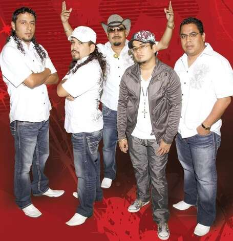 Mexican cumbia band Grupo Massore Photo: Courtesy Photo