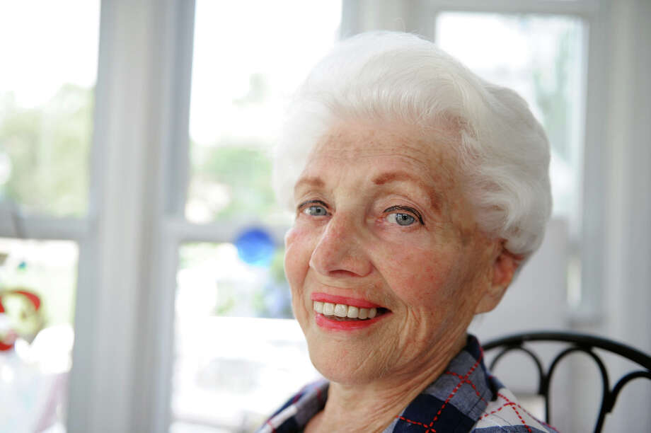 Pobie Johnston photographed in her home in Stamford, Conn., July 3, 2012. Photo: Keelin Daly / Stamford Advocate
