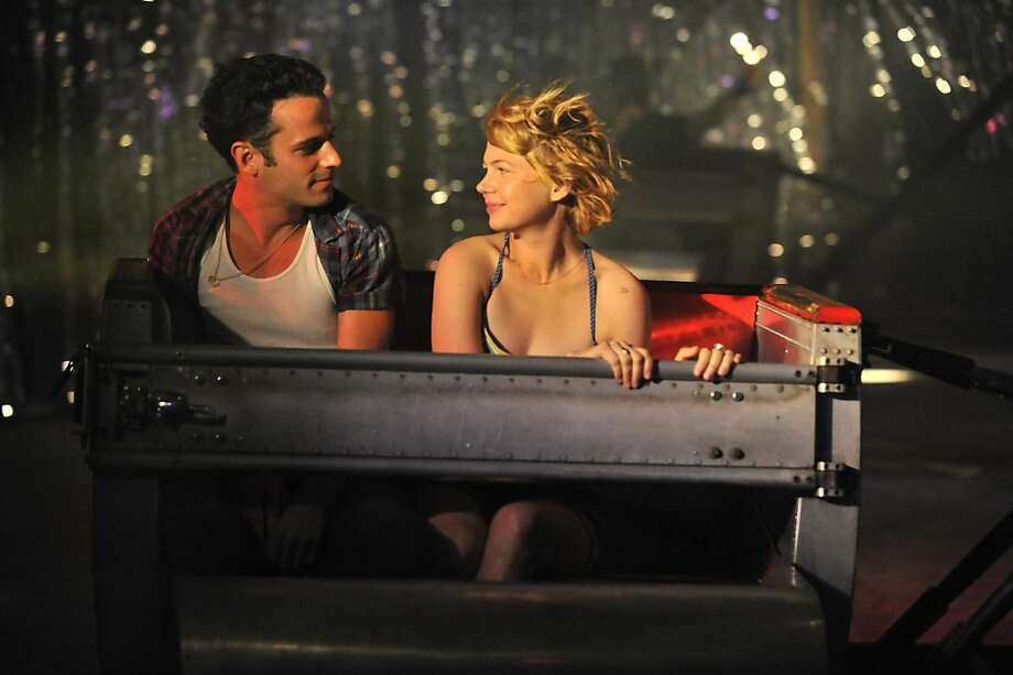 Luke Kirby and Michelle Williams in TAKE THIS WALTZ, a Magnolia Pictures release. Photo: Courtesy Of Magnolia Pictures