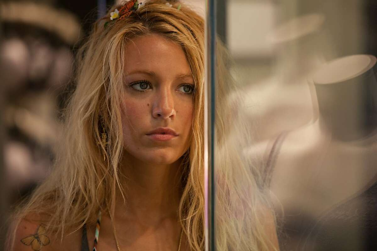 BLAKE LIVELY as O in