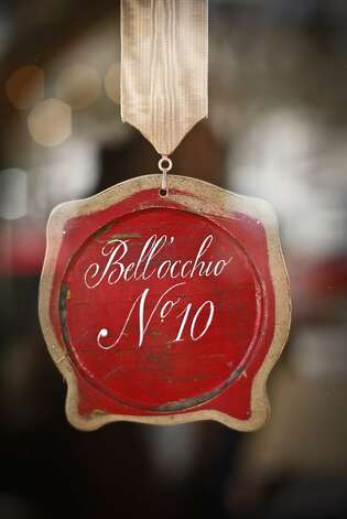 """Bell'Occhio: The name means """"beautiful eye"""" in Italian, and owner Claudia Schwartz  certainly has one. Her tiny boutique is a wonderland of handmade boxes,  calligraphed cards and elegant curios (French sewing kits, antique  earrings, ebony-handled pink powder puffs and the like). Even Martha  Stewart is in awe of the offerings here, and named it one of her  favorite shops. 10 Brady St., S.F. (415) 864-4048. www.bellocchio.com. Photo: Russell Yip, The Chronicle"""