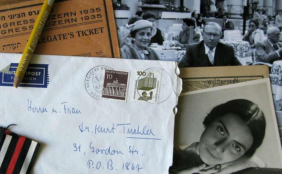 """San Francisco Jewish Film Festival 2012: """"The Flat"""" Photo: Jewish Film Festival"""