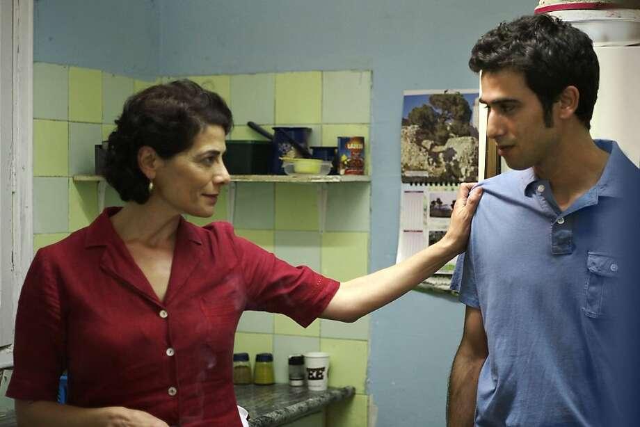 "San Francisco Jewish Film Festival 2012: ""A Bottle in the Gaza Sea"" Photo: Jewish Film Festival"