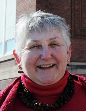 Rosemary Nichols, Watervliet city planner.  Photo taken on Wednesday, Feb. 23, 2011.  (Paul Buckowski / Times Union)