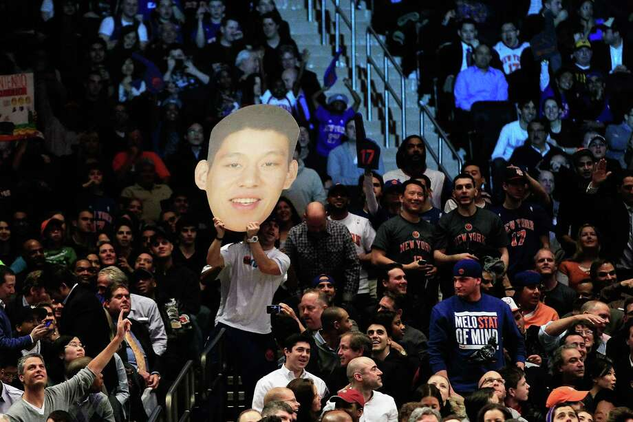 Jeremy Lin kept Knicks fans and Madison Square Garden abuzz with his sensational play this past season. The Rockets would like to tap into that excitement by signing the guard to an offer sheet they hope the Knicks refuse to match. Photo: Chris Trotman / 2012 Getty Images