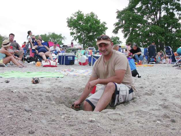 Were you SEEN at the PAL fireworks show in Westport on Tues