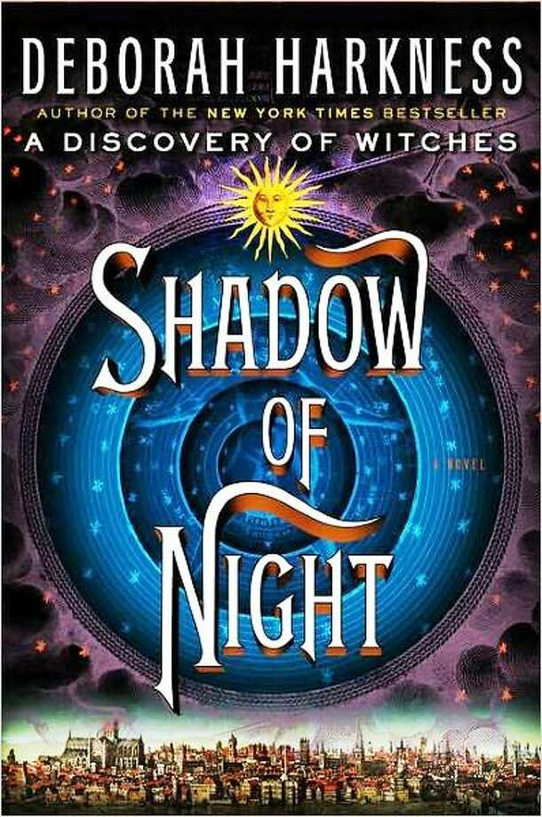 """Shadow of Night,"" set primarily in Elizabethan London, is the second book of author Deborah Harkness ""All Souls"" trilogy. Photo: Courtesy Viking Press"