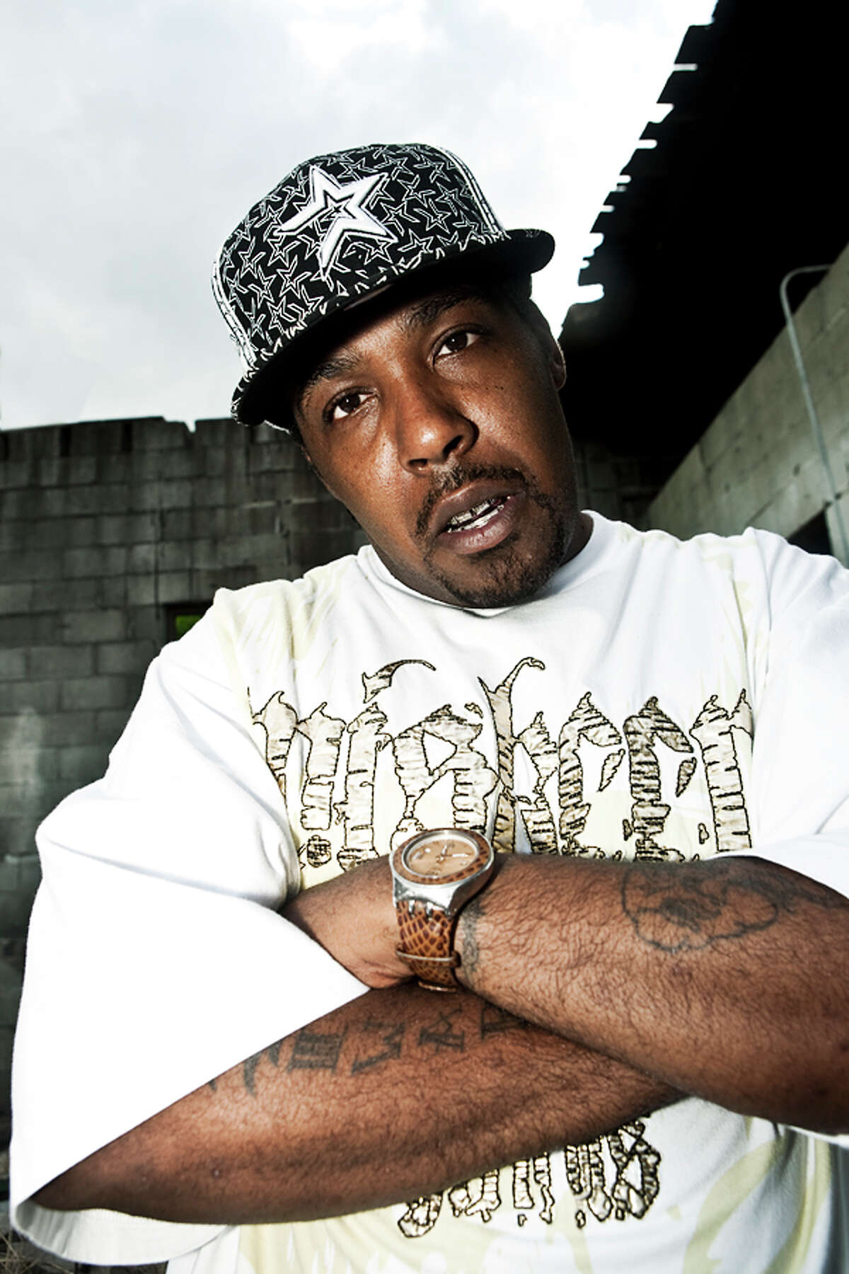Houston rapper Mike-D (aka Bosshog Corleone) was influenced by the late DJ Screw.