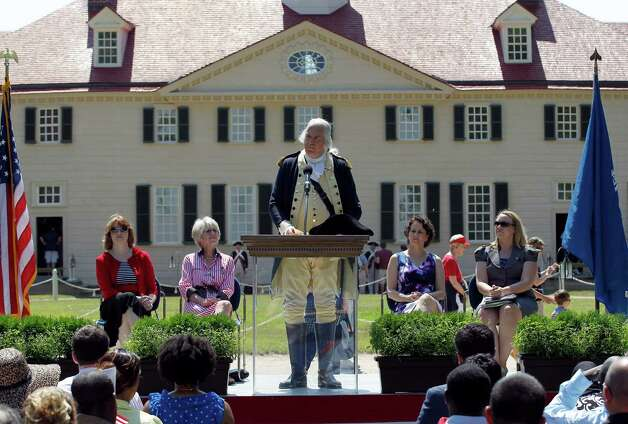 2. Alexandria, Va. Home to such sexy sites as George Washington's estate, Mount Vernon. Photo: Alex Brandon, Associated Press / AP