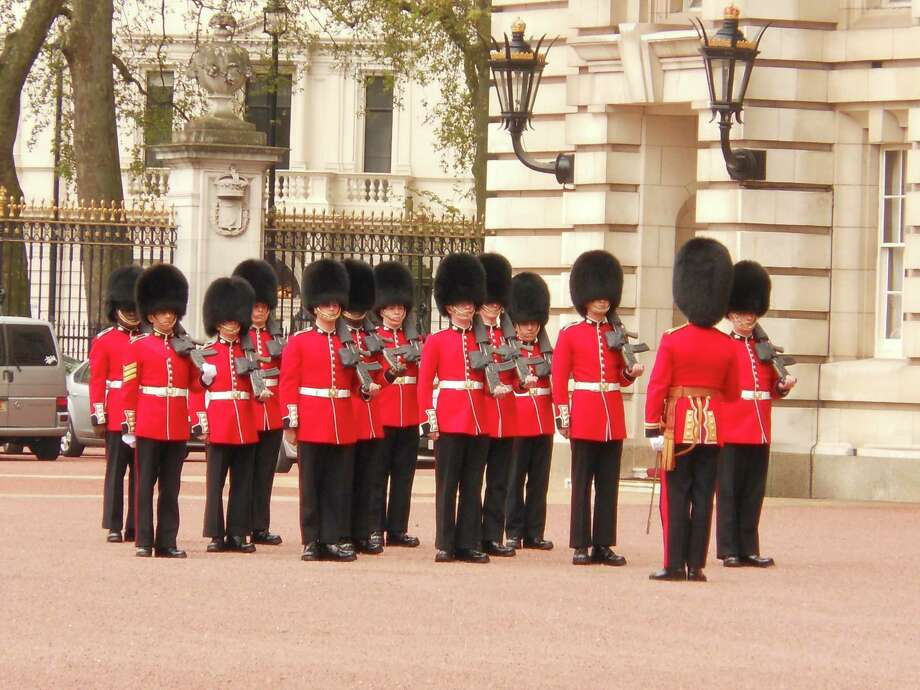 Buckingham Palace is a popular tourist destination in London. Photo: Ken Hoffman