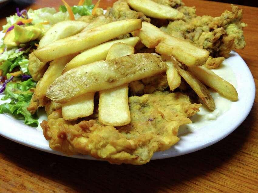 Tip Top Cafe's chicken fried steak.
