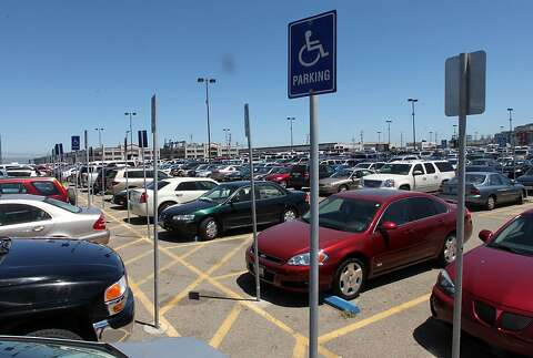 S F  parking fee plan for disabled goes nowhere - SFGate
