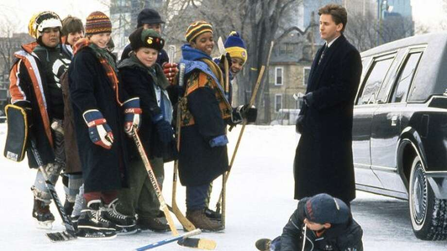 On the other hand, 1992's 'The Mighty Ducks' will make you wish Houston got cold enough for outdoor hockey. Can't we find a happy medium?