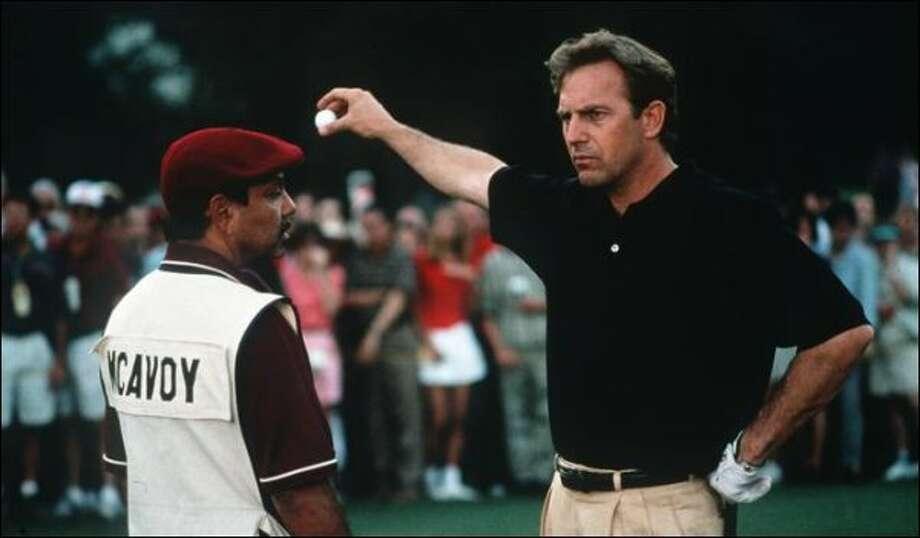 """KingwoodThe final tournament shot in Kevin Costner's film """"Tin Cup"""" (1996) was filmed in Kingwood."""