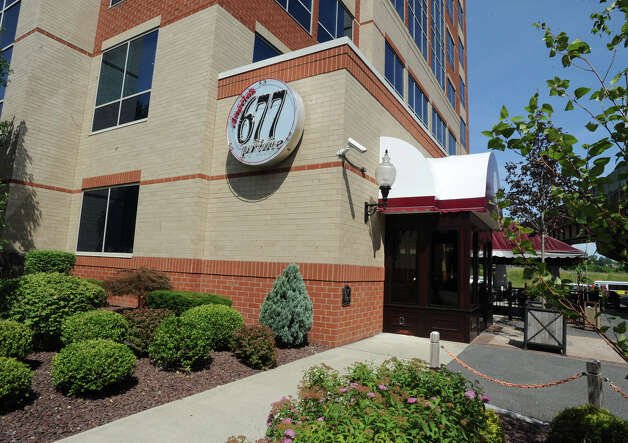 Exterior of 677 Prime on Broadway Tuesday, July 3, 2012 in Albany, N.Y. The new state per diem rules could affect the local hospitality business. (Lori Van Buren / Times Union) Photo: Lori Van Buren