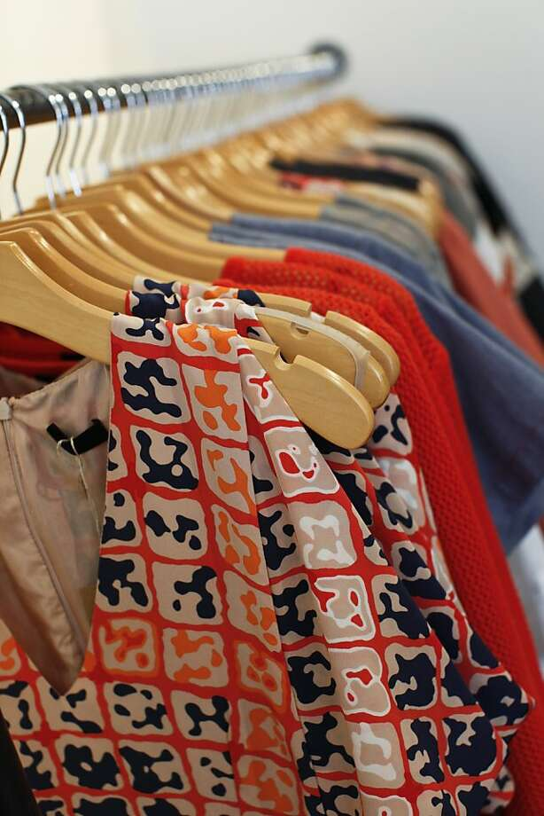 Clothing is seen at Conifer on Wednesday, June 27, 2012 in San Francisco, Calif. Photo: Russell Yip, The Chronicle