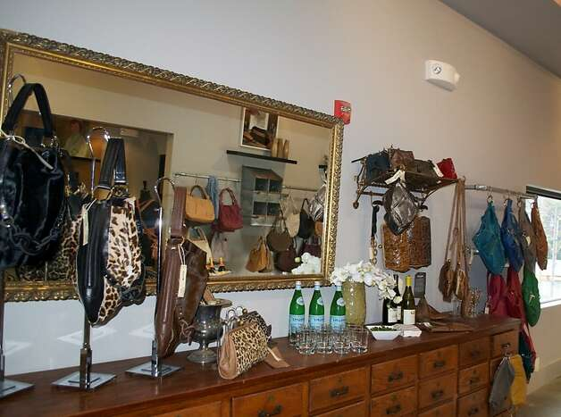 49 Square Miles offers a full assortment of the accessory brand's handbags, belts, jewelry and small leather goods from current and past seasons. Photo: 49 Square Miles