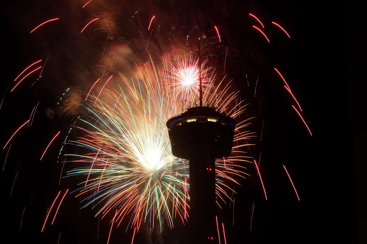Fourth of July at the Tower: The Tower of the Americas will have live music, activities for the kids, a bounce house, and food and drinks available for purchase. Noon-5 p.m., Tower of the Americas, 739 E. César E. Chávez Blvd. Free. toweroftheamericas.com.