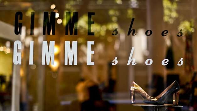 Gimme Shoes is seen on Thursday, June 28, 2012 in San Francisco, Calif. Photo: Russell Yip, The Chronicle