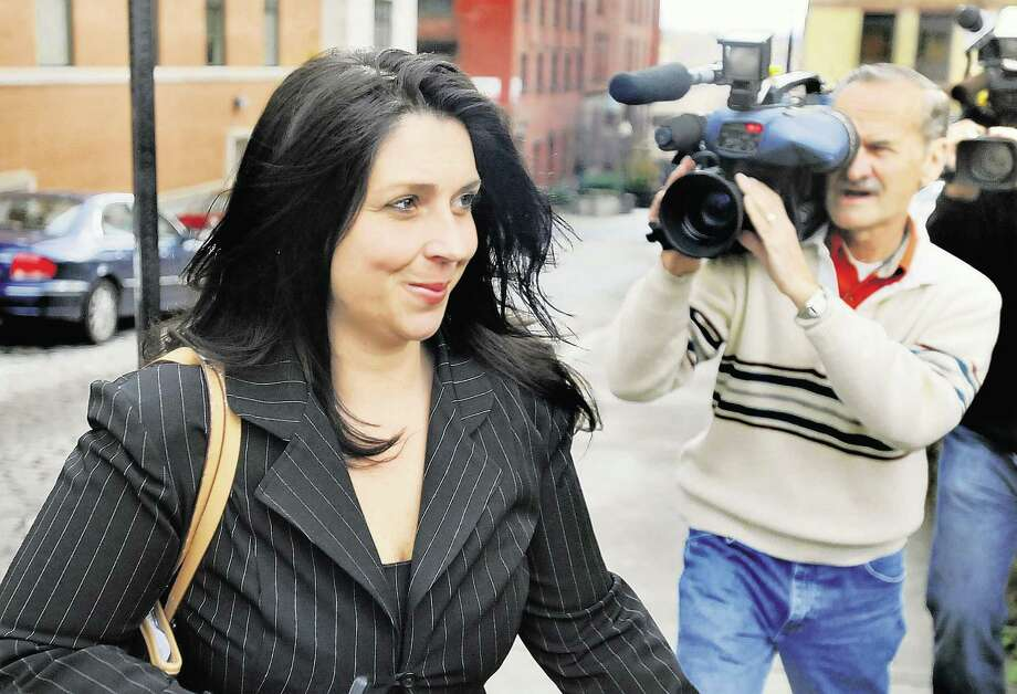 Angela Lopez leaves the Albany County Judicial Center on Wednesday, Nov. 17, 2010, in Albany, N.Y. (Cindy Schultz / Times Union archive) Photo: Cindy Schultz / 00011095A