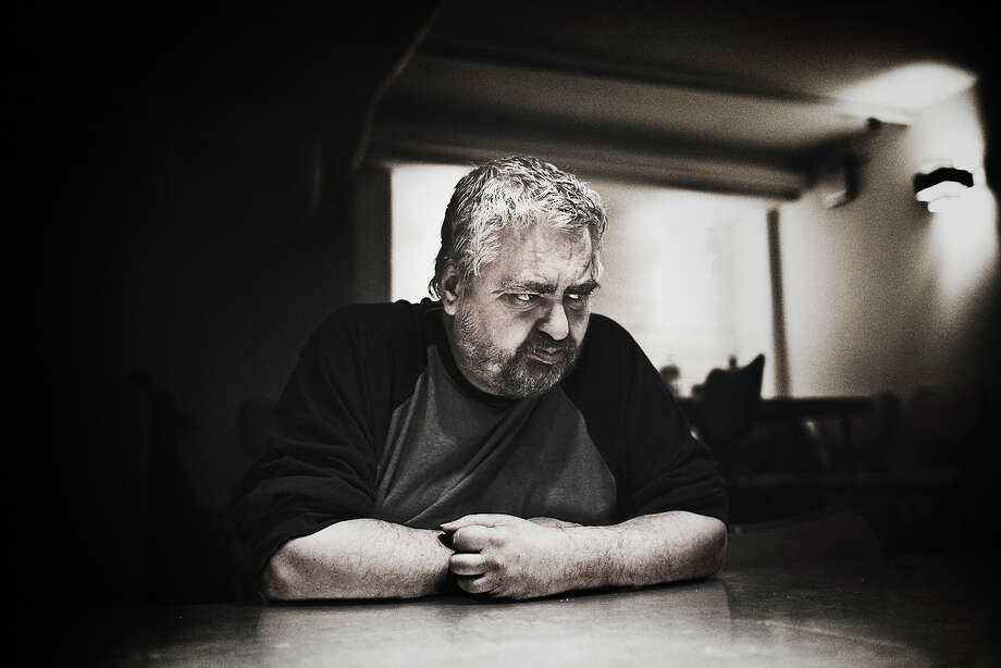 Daniel Johnston and others have played backseats in cars.  Photo: Peter Juhl / DirectToArchive