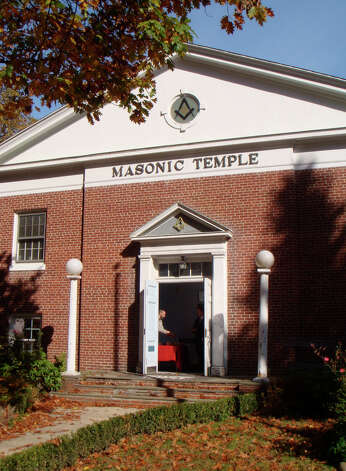 What secrets does the Fairfield Masonic Temple hold? Photo: Contributed Photo, ST / Fairfield Citizen contributed
