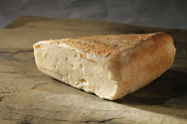 Fiacco di Capra cheese as seen in San Francisco, California, Wednesday, June 27, 2012. Photo: Craig Lee, Special To The Chronicle