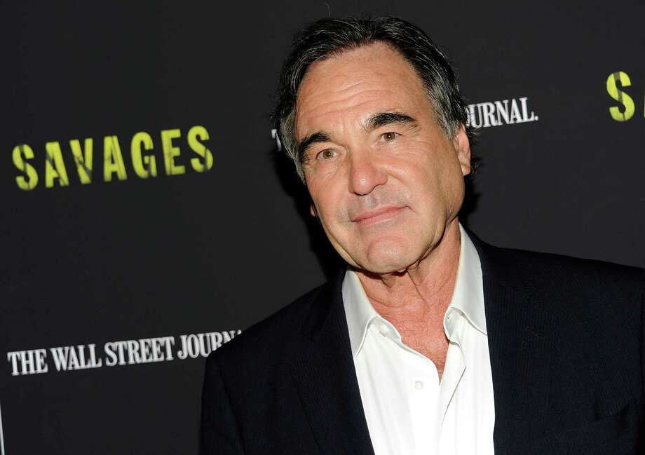 """FILE - In this June 27, 2012 file photo, director, Oliver Stone, attends a special screening of """"Savages,"""" at the SVA Theater in New York.  (Photo by Evan Agostini/Invision/AP, File) Photo: Evan Agostini / Invision2012"""