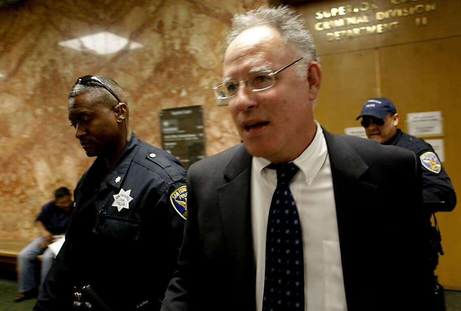 Assistant District Attorney, Harry Dorfman is the prosecutor in the case. Two more men were arrested for the alledged killing of a 22-year-old Compton man who had been pimping out a 17-year-old San Francisco girl. Antonio Gilton and Alfonso Williams were arraigned in Superior Court, in San Francisco, Calif. on Thursday July 5, 2012. Photo: Michael Macor, The Chronicle
