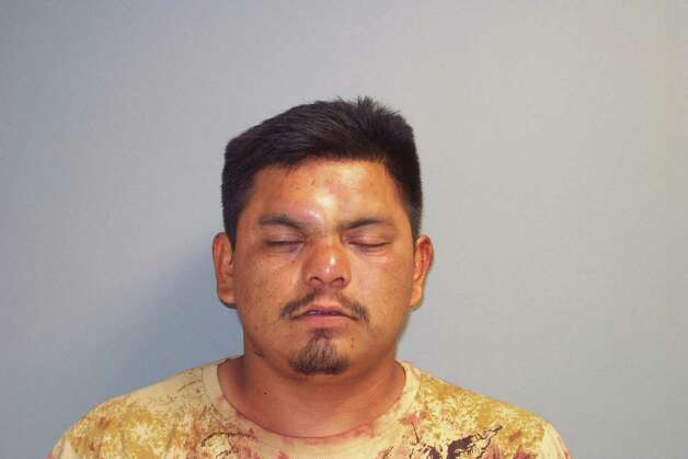 Hugo Aguilar, 29, of Norwalk was charged with first-degree assault following a dispute over a parking space in South Norwalk late Wednesday night. Photo: Contributed Photo