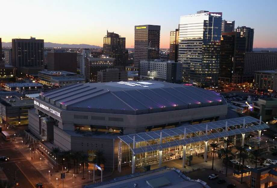 US Airways Center – Phoenix Suns – $970,000 per year.