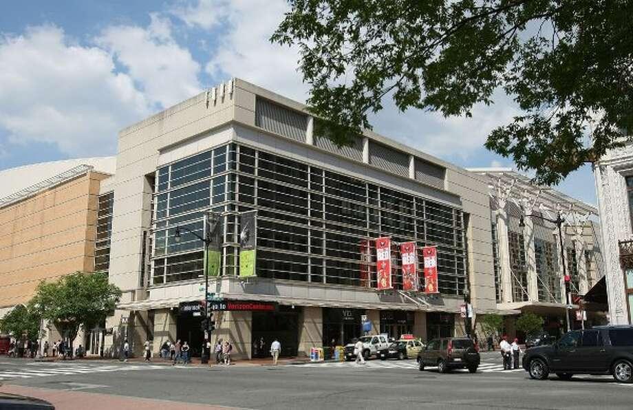 Verizon Center – Washington Wizards – $2.9 million per year.
