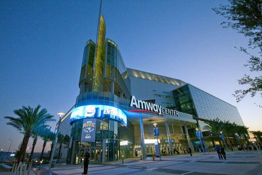 Amway Center – Orlando Magic – $4.2 million per year.
