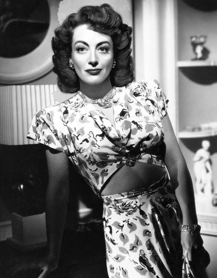 """In this August 10, 1946 file photo, actress, Joan Crawford, is seen as she appeared in """"Mildred Pierce."""" (AP Photo, File) Photo: STF"""