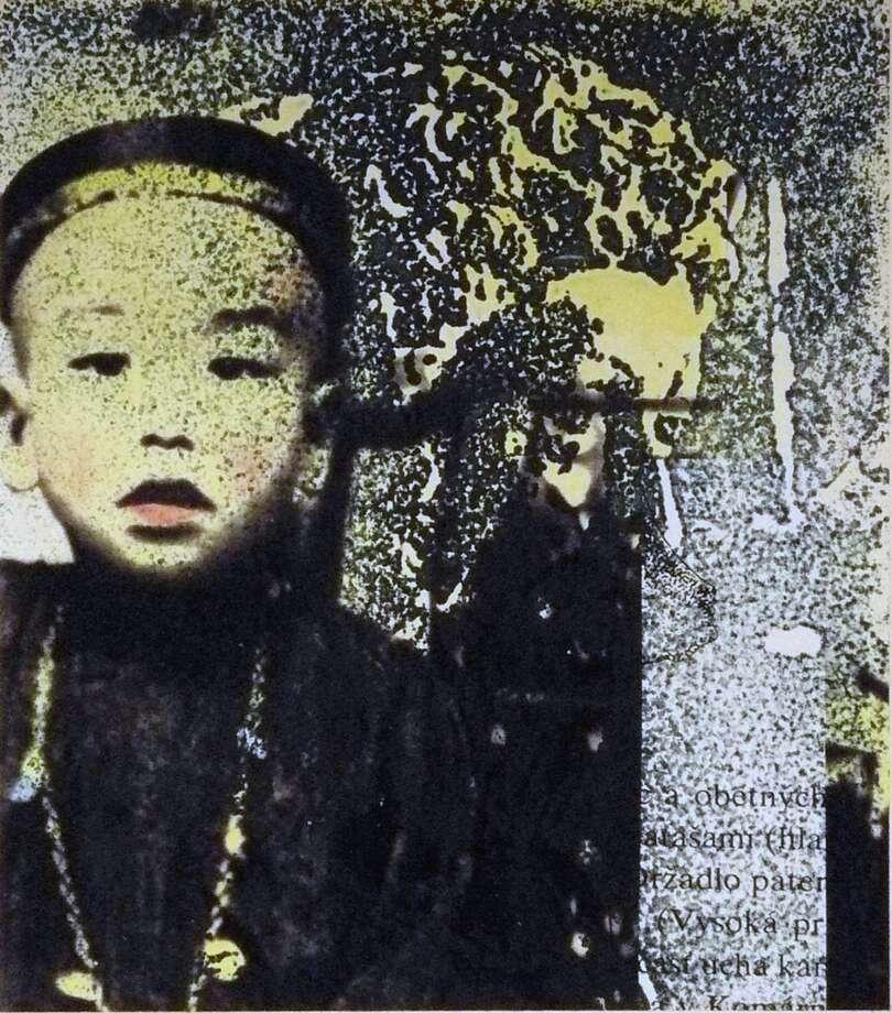 """Wai-Kee-Cultural Passage,"" Sandria Hu Photo: Museum Of Printing History"