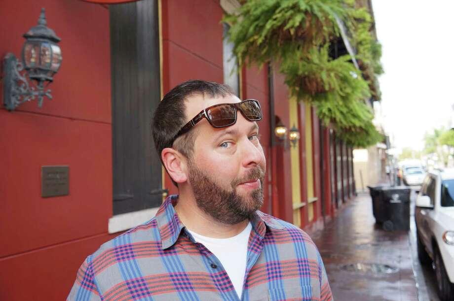 Trip Flip host Bert Kreischer in New Orleans Photo: Travel Channel