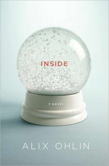 """Inside"" by Alix Ohlin Photo: Xx"