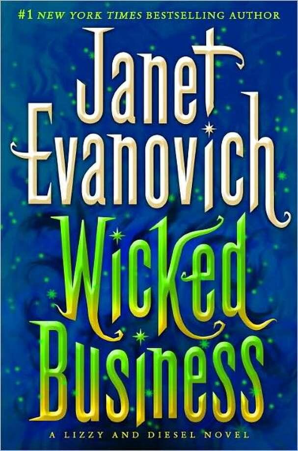 """Wicked Business"" by Janet Evanovich Photo: Xx"