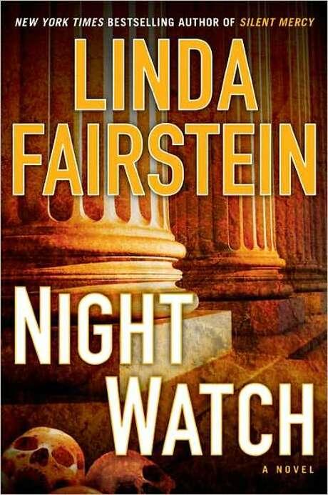 """""""Night Watch"""" by Linda Fairstein Photo: Xx"""