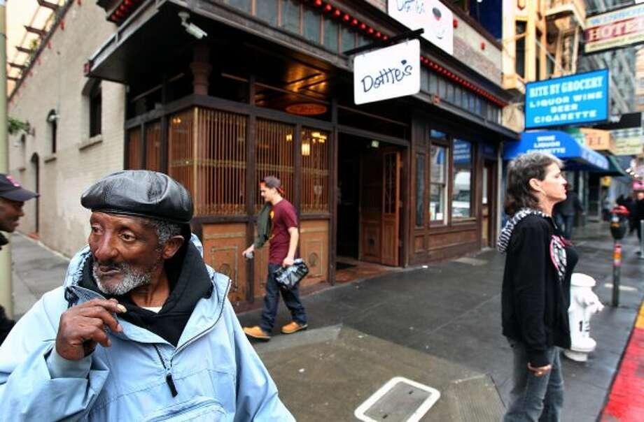 Dottie's True Blue Cafe opened on Sixth Street in San Francisco.